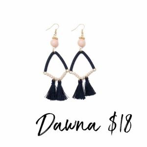 Plunder Dawna earrings